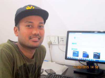 Mr. Arpan Shrestha : Software Developer