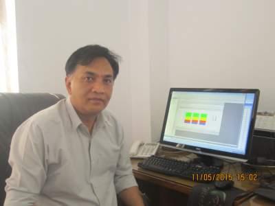 Mr. Prashant Malla : Managing Director