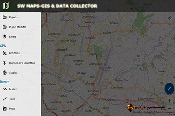 SW MAPS