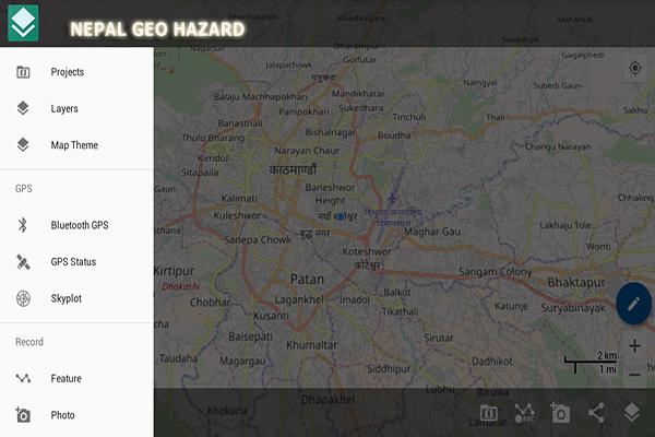 NEPAL GEO HAZARD