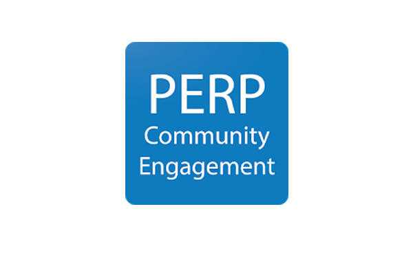 PERP COMMUNITY ENGAGEMENT